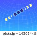 皆既日食 グリット2 14302448