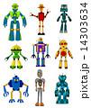 Mechanical robots 14303634