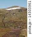 山歩き トレッキングコース 自然の写真 14303961