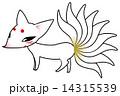 九尾の狐 14315539