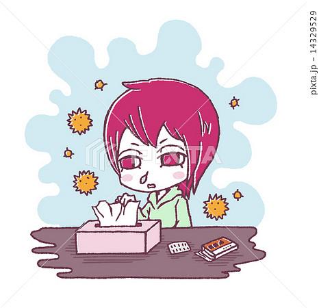 花粉症 14329529