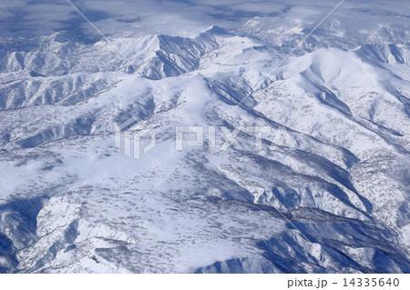 冬の雨竜沼湿原と暑寒別岳・南暑寒岳 14335640