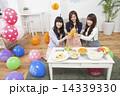 誕生日 ホームパーティー 女子会の写真 14339330
