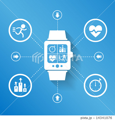Smart watch for Health 14341076