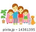 家族 ソファ 14361395