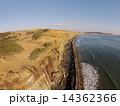 断崖 屏風ヶ浦 海の写真 14362366
