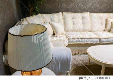 Interior living room with  bright sofaの写真素材 [14366464] - PIXTA