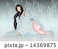 鷺娘 歌舞伎 14369875