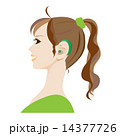 補聴器 耳掛け型 14377726