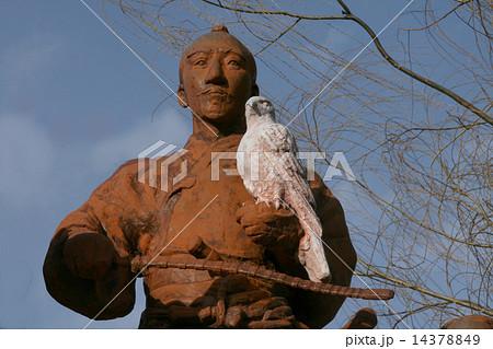 織田信長の銅像 14378849