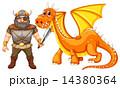 海賊 兵士 戦士のイラスト 14380364