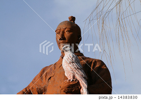 織田信長の銅像 14383830