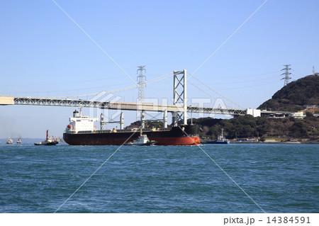関門海峡 14384591
