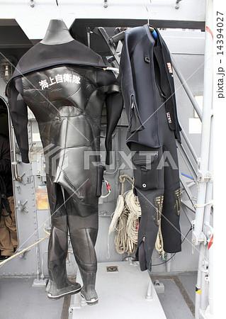 海上自衛隊 ウエットスーツ 14394027