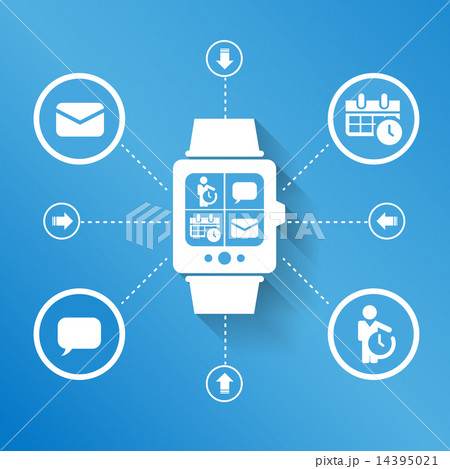 Smart watch for business 14395021
