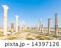 グウエイルベ遺跡(ヨルダン、イルビド北) 14397126