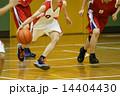 バスケットボール 14404430
