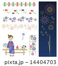 Japanese summer elements 14404703