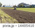 耕作 農地 農耕の写真 14405410