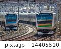 JR東日本 E233系 宇都宮・高崎線と京浜東北線の併走 14405510