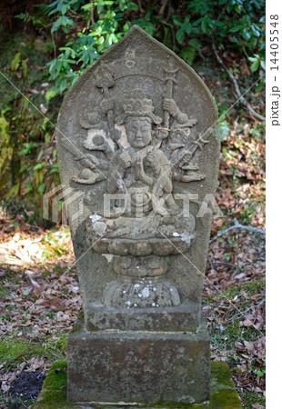 松島散歩:十一面千手観音 西国三十三観音巡拝石像 瑞巌寺  14405548