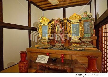 松島散歩:羅漢の間・位牌 庫裡  瑞巌寺  14405568