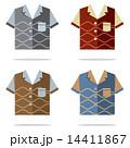 セット ファッション 流行のイラスト 14411867