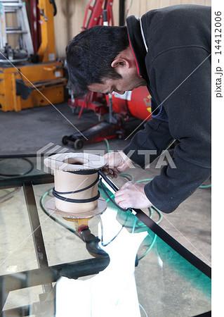 自動車整備の写真素材 Pixta
