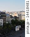 パリの街並 14418481