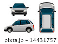 自動車 乗り物 車両のイラスト 14431757