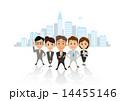 男女 ベクター グループのイラスト 14455146
