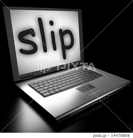 Word on laptop 14479808