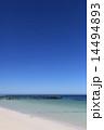 桟橋 セルヴァンテス 海の写真 14494893