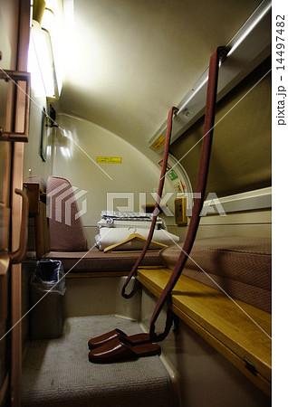 寝台特急あけぼの B寝台個室ソロ 2階部分 14497482