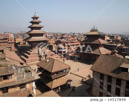 ネパール バクタプル ダルバール...