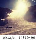 粉雪 パウダースノー 粉の写真 14519490