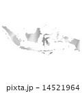 インドネシア ベクター 絹のイラスト 14521964