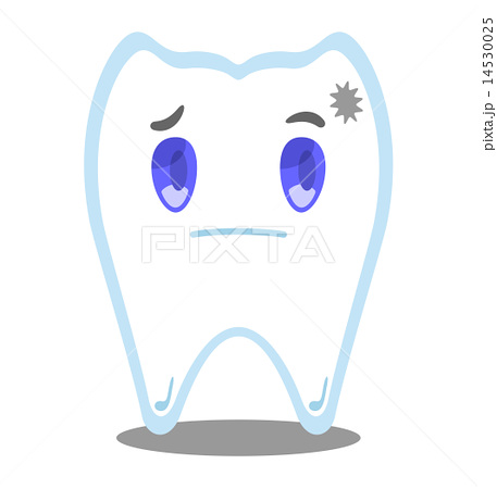 虫歯ちゃん-進行度C1 14530025
