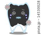 虫歯ちゃん-進行度C4 14530028