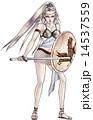女戦士 14537559