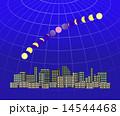 皆既月食 都市風景2 14544468
