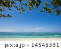 沖縄の海 沖縄のビーチ 沖縄の写真 14545331