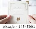 結婚式の招待状 14545901