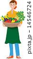 農業 収穫 14546724