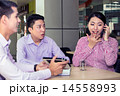 会社員 ビジネス ビジネスマンの写真 14558993
