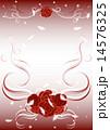 ローズ ベクター 花のイラスト 14576325