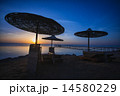夕日 夕焼 日没の写真 14580229
