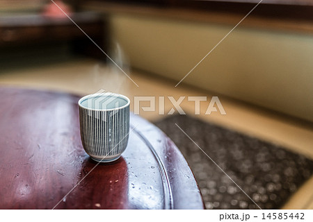 お茶の写真素材 [14585442] - PIXTA