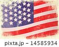 アメリカ 旗 フラッグの写真 14585934