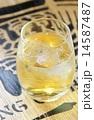 アルコール 洋酒 ウイスキーの写真 14587487